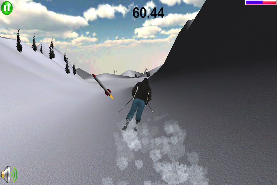 Screenshot Nortic Ski 3D FREE