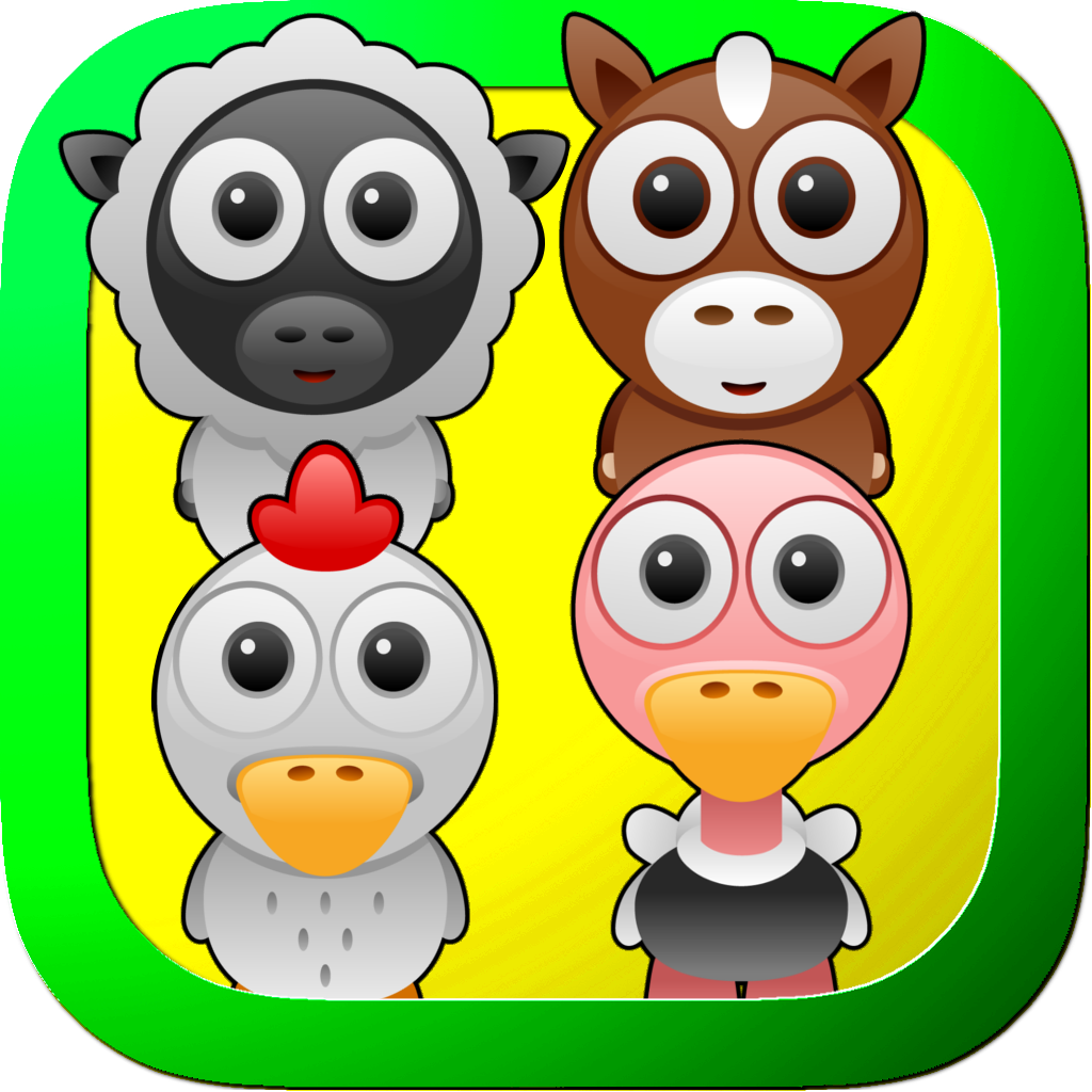Cute Farm Pet Match – fun free strategy puzzle game to play with friends