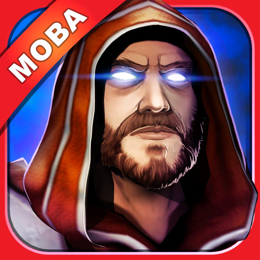 Solstice Arena - ein noch nie da gewesenes MOBA-Spiel iOS
