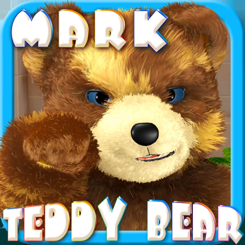 teddy bear mark free iphone ipad app market
